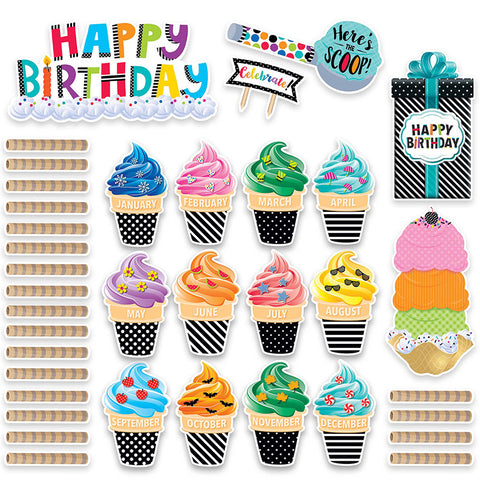 CtP2178 - BOLD BRIGHT HAPPY BIRTHDAY MINI BBS