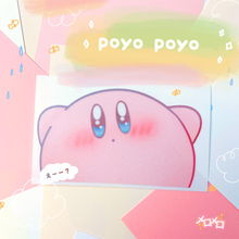 Load image into Gallery viewer, poyo boi えー??  [SPARKLE]
