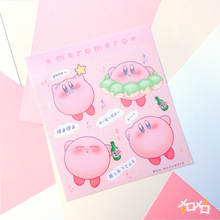 Load image into Gallery viewer, poyo poyo sticker sheet‬ [SPARKLE]