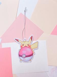 mini chu air freshener