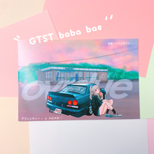 Load image into Gallery viewer, GTT boba bae art print