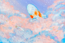 Load image into Gallery viewer, 空の鯉 koi in Japan PT. 1 art print