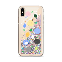 Load image into Gallery viewer, meromero  glitter phone case