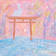 Load image into Gallery viewer, spring / 春  /  original painting /