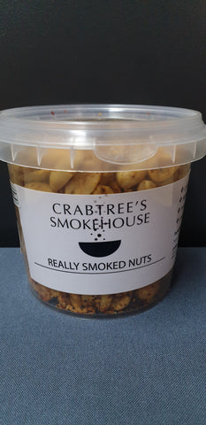 Oak Smoked Australian Peanuts with Chilli & Kaffir Lime 200g