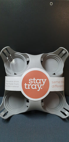 Light Grey Stay Tray