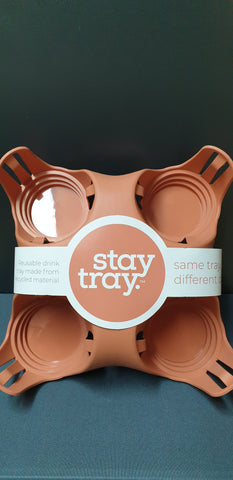 Terracotta Stay Tray