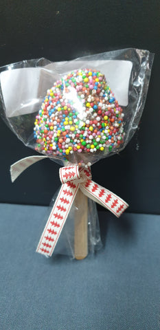 Milk Chocolate Freckle Pop 100g GF