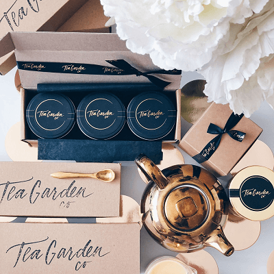 Tea Garden All in One Gift Box