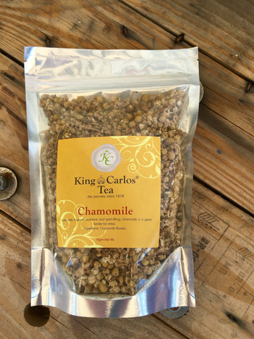 King Carlos Chamomile Tea 70g