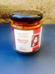 Latasha's Kitchen Home Style Curry Paste - HOT