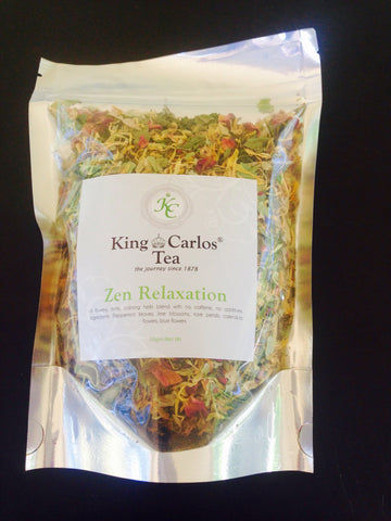 King Carlos Zen Relaxation Tea 50g