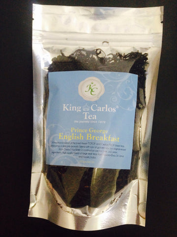 King Carlos English Breakfast Tea 100g