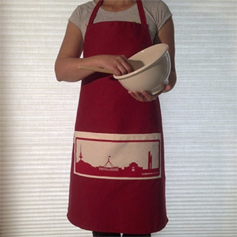 Gatbi Apron 100% Cotton with Pocket