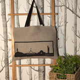 Gatbi Shopper 100% Linen Hand Made in Canberra