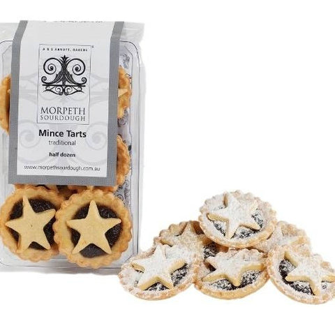 Morpeth Sourdough Christmas Mince Tarts
