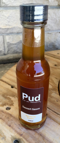 PUD Spiced Up Vanilla Dessert Sauce 150ml