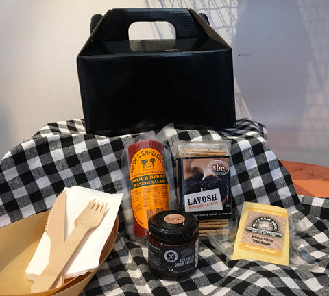 Picnic Hamper Gourmet for Two