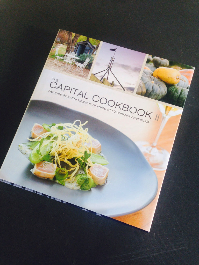 The Capital Cookbook