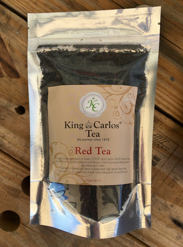 King Carlos Red Tea 100g