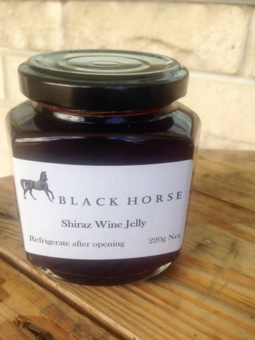 Shiraz Wine Jelly 220g