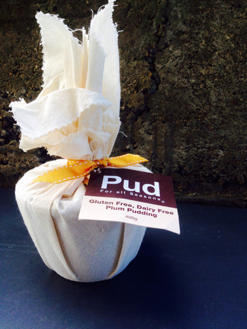 PUD GF Traditional Plum Pudding