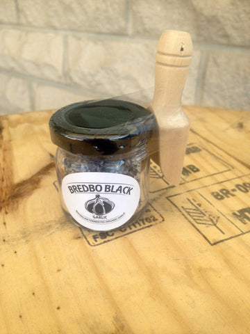Bredbo Black Fermented Garlic & Salt 25g