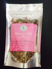 King Carlos Women's Wellness Tea 70g