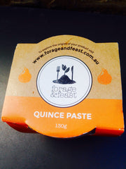 Forage & Feast Quince Paste 130g