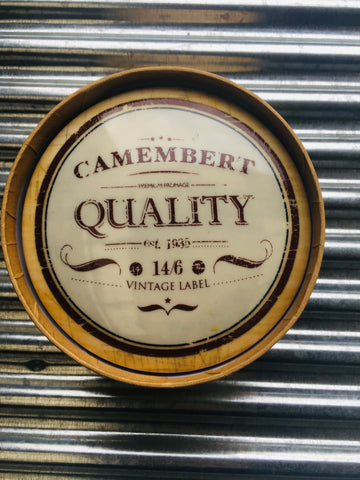 Ceramic Cheese Baker - Camembert Vintage