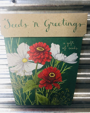 Sow N Sow Gifts of Seeds Seeds 'n Greetings