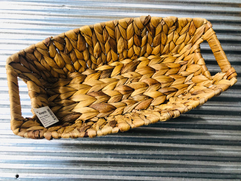 Reed Basket - long