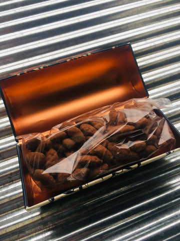 Jasper&Myrtle Dark Chocolate Coated Roasted Almonds (200g)