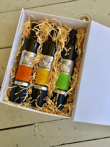 A Clutch of Oils - Foodie Gift Pack