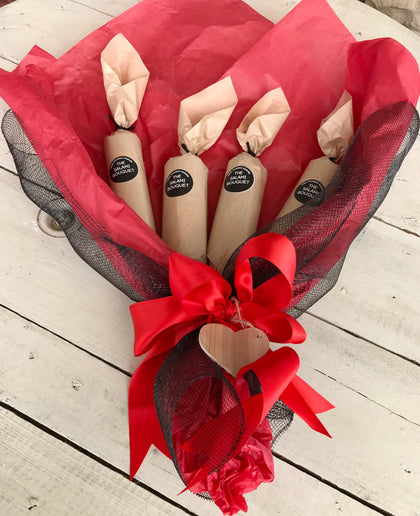 The Salami Bouquet