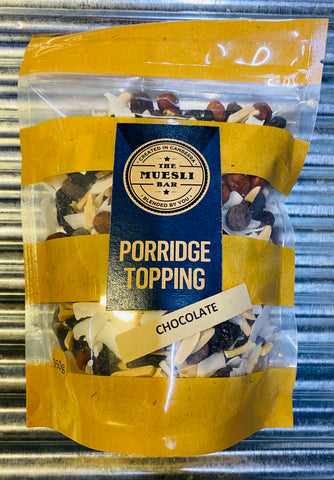 TMB Porridge Topping 300g
