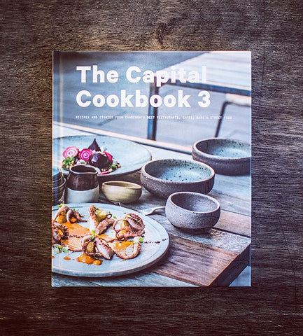 The Capital Cook Book III