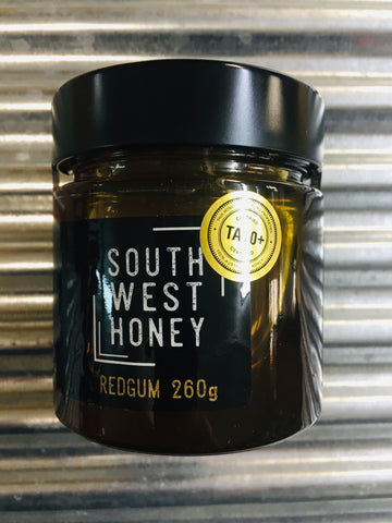 Redgum TA10+ Honey (ACTIVE) 260g