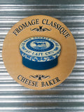 Ceramic Cheese Baker - Brie Blue