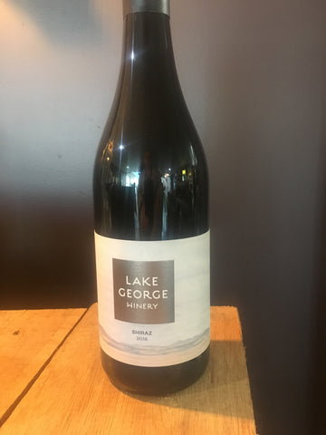 Lake George Winery 2018 Shiraz 750ml