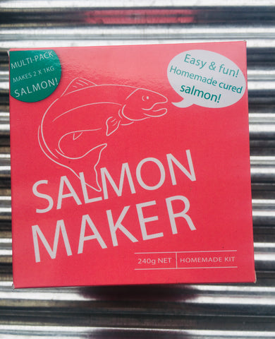 Baker&Baker Smoked Salmon Maker