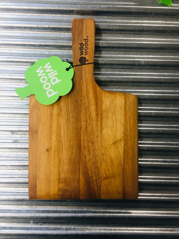 Chopping Boards - Wild Quadro Paddle Small