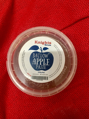 Batlow Apple Paste 200g