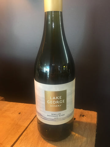 Lake George Winery 2019 Semillon Sav Blanc 750ml