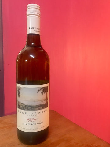 Lake George Winery 2016 Pinot Gris 750ml