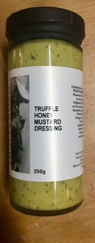 TruffleMen Truffle Honey Mustard Dressing 250ml