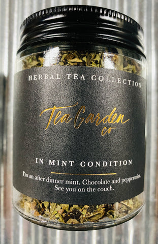 Tea Garden In Mint Condition Jar 50g