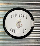 Old Bones Smoked Chilli Churri (Hot) 170g