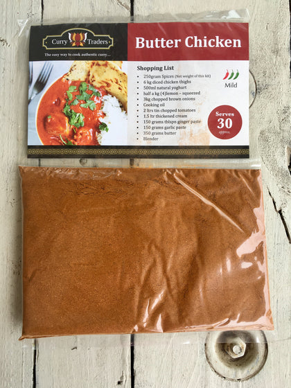 CurryTraders Butter Chicken FS