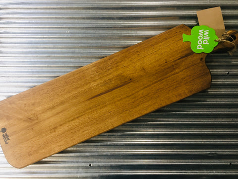 Chopping Board - Wild Bathurst Paddle Large